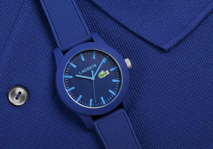 ラコステの新作腕時計がおしゃれ過ぎる……! ◯◯にインスパイアされた新作ウォッチのすゝめ  6番目の画像