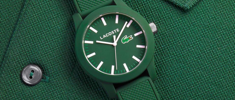 ラコステの新作腕時計がおしゃれ過ぎる……! ◯◯にインスパイアされた新作ウォッチのすゝめ  4番目の画像