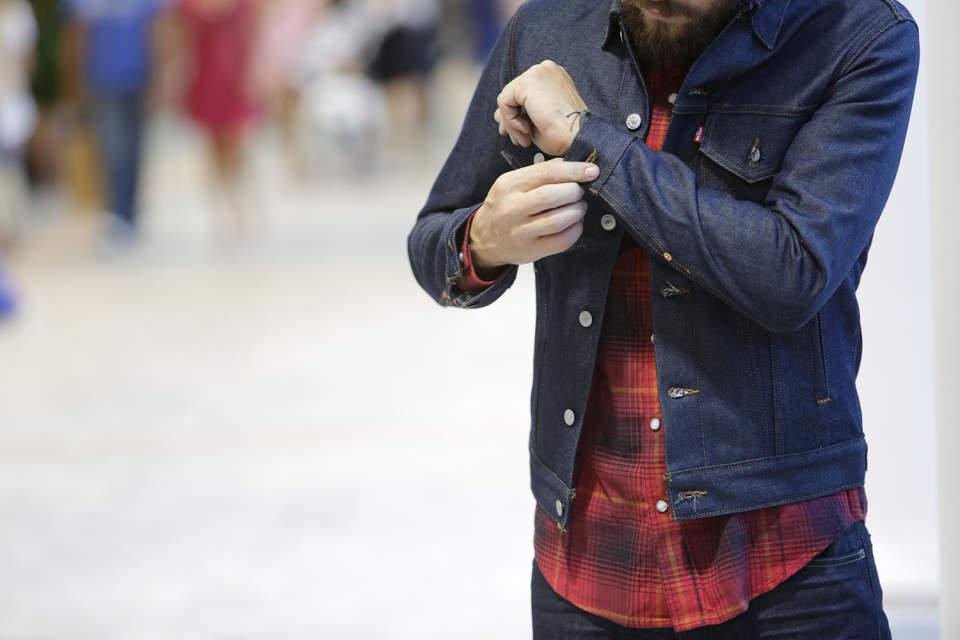 簡単に垢抜ける、チェックシャツのコーデ術。世界のおしゃれメンズから学ぶ、チェックシャツの成功法 1番目の画像