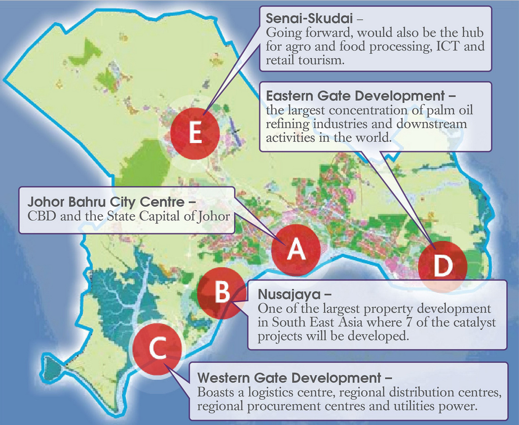 移住したい国9年連続1位「マレーシア」が抱える、巨大な都市計画「イスカンダル計画」の全貌に迫る! 2番目の画像
