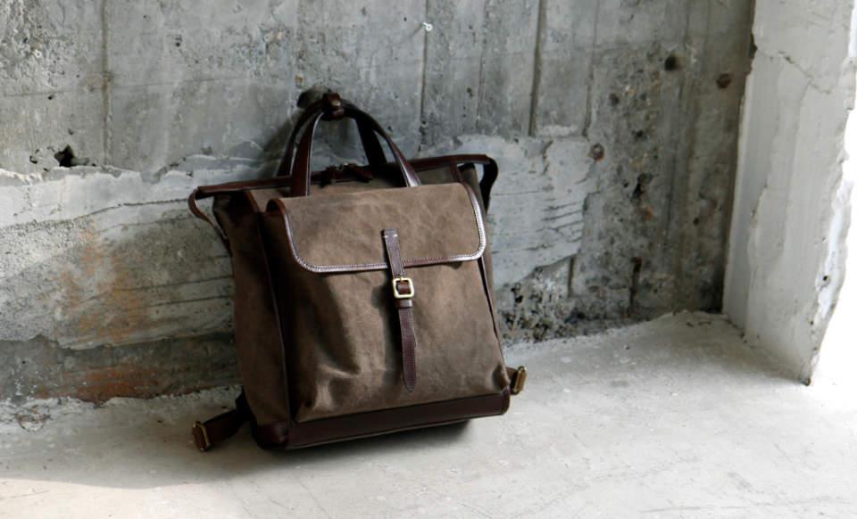 スーツに相性◎な「トートバッグ」5選:仕事のデキるお洒落ビジネスマンは、トートバッグで魅せる。 5番目の画像
