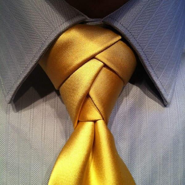 Vゾーンを左右する「ネクタイの結び方」:ワンランク上のおしゃれを目指すビジネスマン達へ 5番目の画像