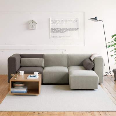 無印良品のソファで快適空間を演出。無名がブランドの無印良品のソファ5選。 5番目の画像