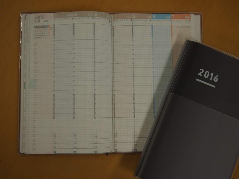 効率的なタイムマネジネントを叶えるスマートなおすすめビジネス手帳3選 4番目の画像