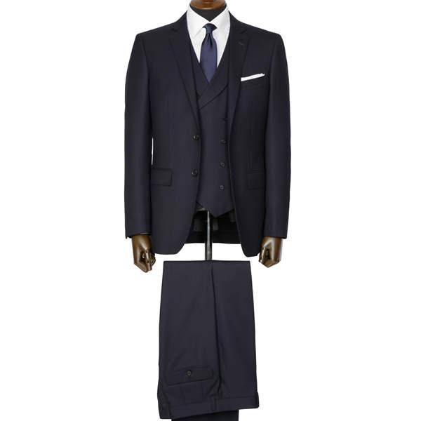 「高品質でコスパも優秀」と人気のスーツブランド3選:コスパ重視で高品質なスーツ選ぶなら……。 5番目の画像
