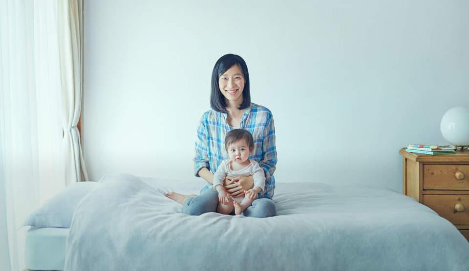 お子さまが安心して寝れる寝具を。布団クリーナー「RAYCOP(レイコップ)」で安心安全な毎日を。 1番目の画像