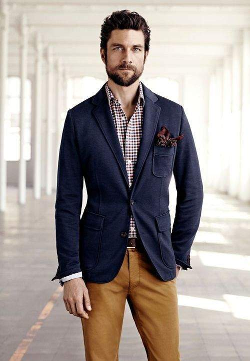 1枚羽織ればイイ男なメンズテーラードジャケット。イイ男が引き立つのは、何色? 2番目の画像
