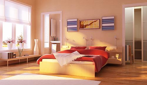 ベッドカバーでおしゃれを演出。バリエーション豊かなベッドカバーでおしゃれ部屋を完成させろ 1番目の画像