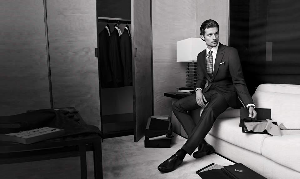 """おすすめのスーツブランド特集:デキるビジネスマンは、""""自分に合った""""スーツブランドを知っている。 1番目の画像"""
