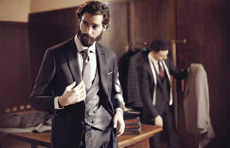 """おすすめのスーツブランド特集:デキるビジネスマンは、""""自分に合った""""スーツブランドを知っている。 5番目の画像"""