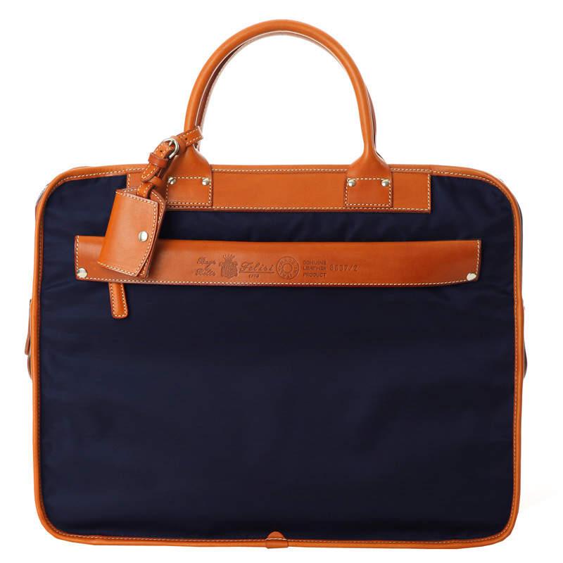 おしゃれビジネスバッグを展開するブランド3選:おしゃれカバンが、大人の男を格上げする。 3番目の画像
