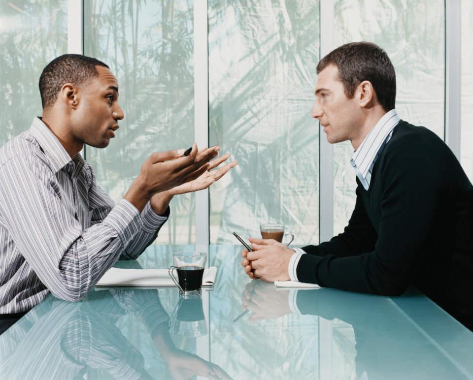 会話力を向上させる5つのトレーニング。目を見なくても、「間」があっても、きっと会話はうまくいく! 1番目の画像
