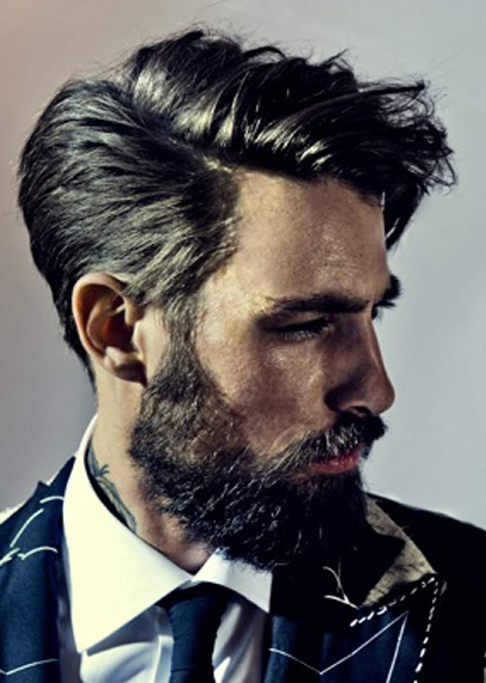 スーツ姿を格上げするヘアスタイル必勝講座。お洒落ビジネスマンは、ヘアスタイルでキメる。 5番目の画像