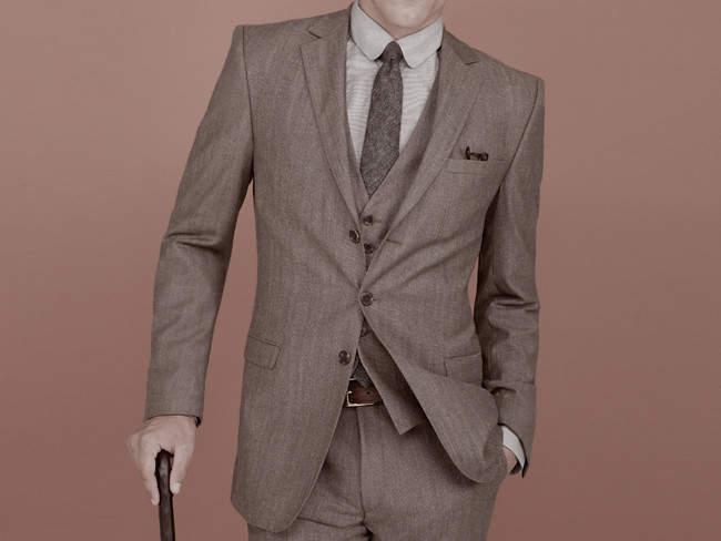 """「秋ビジスタイル」の必勝法。おしゃれなスーツ姿を演出したいなら、ネクタイも""""季節感""""を意識する! 2番目の画像"""