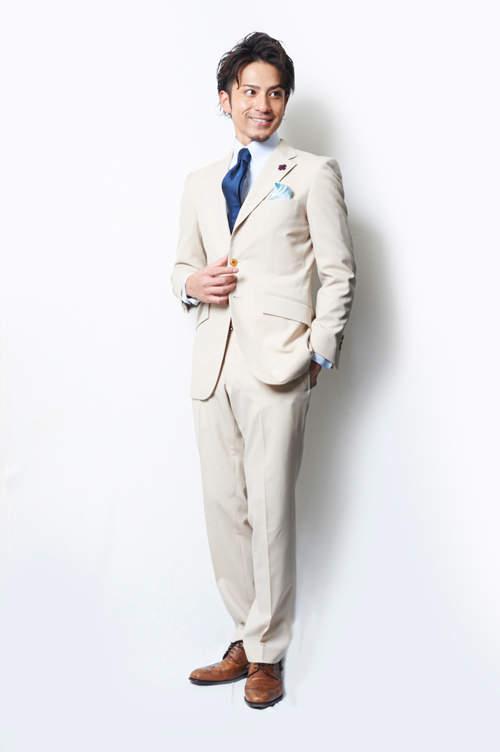 """各界著名人も愛用する「クオーレ」のオーダースーツ。パーティシーン用に""""セカンドスーツ""""はいかが? 4番目の画像"""