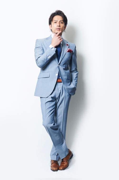 """各界著名人も愛用する「クオーレ」のオーダースーツ。パーティシーン用に""""セカンドスーツ""""はいかが? 3番目の画像"""