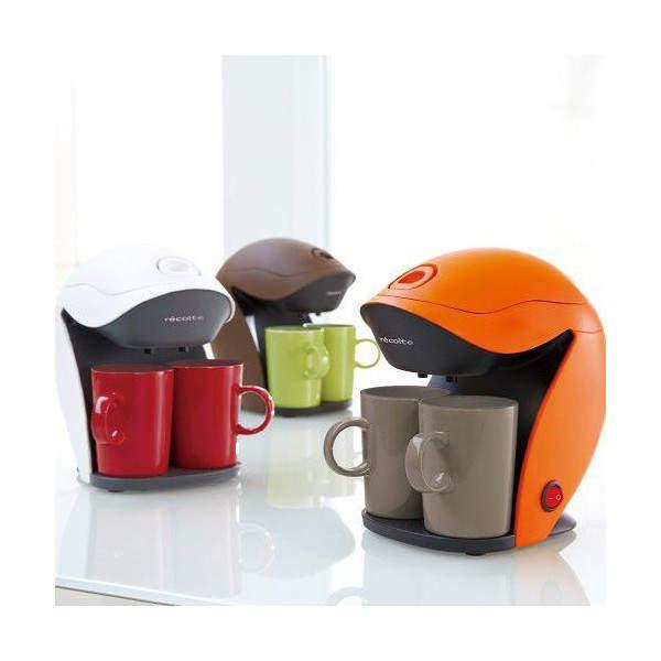 デザインの優れたコーヒーメーカー3選:自宅でカフェのようなひと時を 4番目の画像
