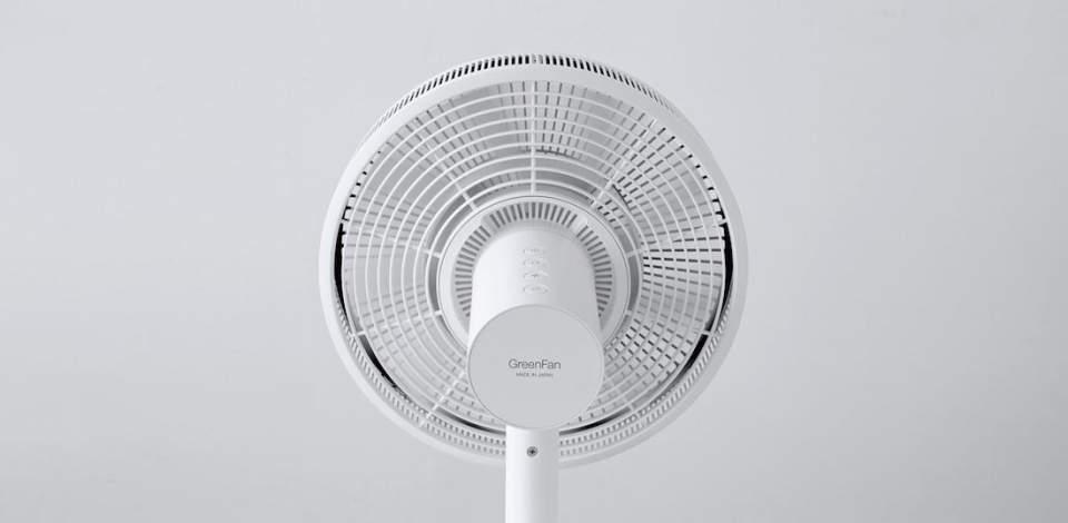 ただの扇風機じゃない。バルミューダの扇風機Green Fan Japanの魅力 4番目の画像