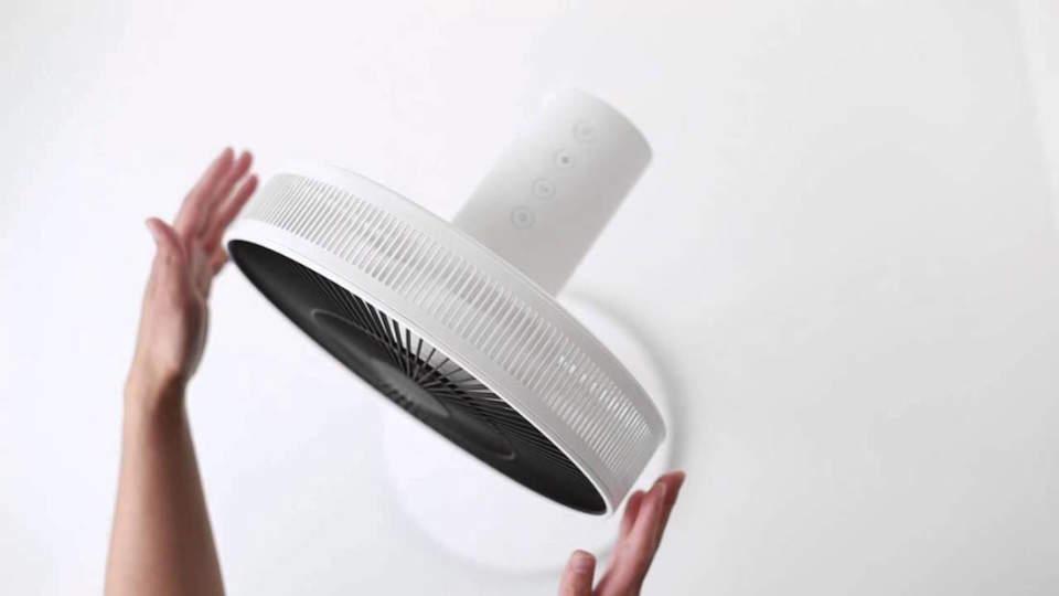 ただの扇風機じゃない。バルミューダの扇風機Green Fan Japanの魅力 5番目の画像