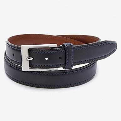 メンズベルトはブラウン・ブラック・ネイビーを3色買い! TPOに合わせたメンズベルトをチョイス 7番目の画像
