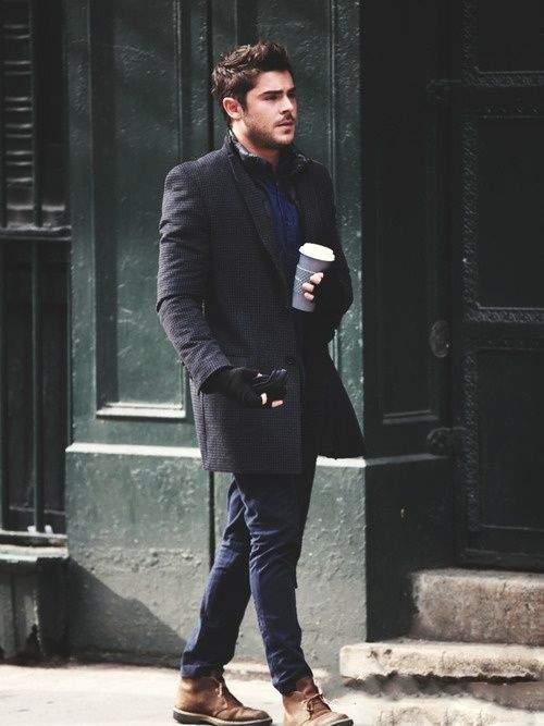 コーヒー片手に粋な佇まい。デートが待ち遠しくなる秋冬コート・ジャケット5選 4番目の画像