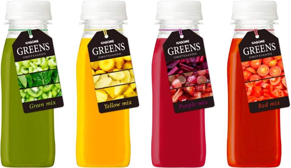 """まるで野菜をかじったような飲料「GREENS」。カゴメが打ち出す""""新時代の野菜ジュース"""" 5番目の画像"""