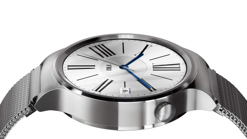 世界最先端を征く腕時計『Huawei Watch』:スマートウォッチ界の革命児となり得るか? 3番目の画像