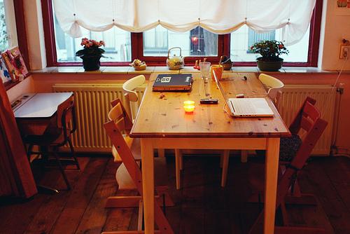 ダイニングテーブル=家族の集まる場所。IKEAのダイニングテーブルはおしゃれ&リーズナブル! 1番目の画像