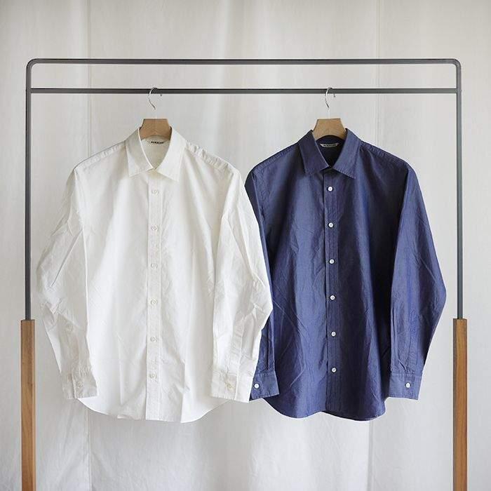 """気鋭のブランドが織りなす、人生を共にしたいメンズシャツ5選。""""あなた""""を格上げするシャツを選ぼう 2番目の画像"""