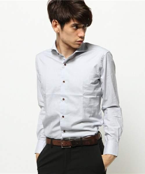 """気鋭のブランドが織りなす、人生を共にしたいメンズシャツ5選。""""あなた""""を格上げするシャツを選ぼう 3番目の画像"""