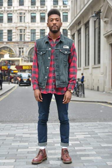 秋冬のデイリーコーデには鉄板のネルシャツを。おしゃれメンズが魅せるネルシャツの洒落た着こなし方 9番目の画像