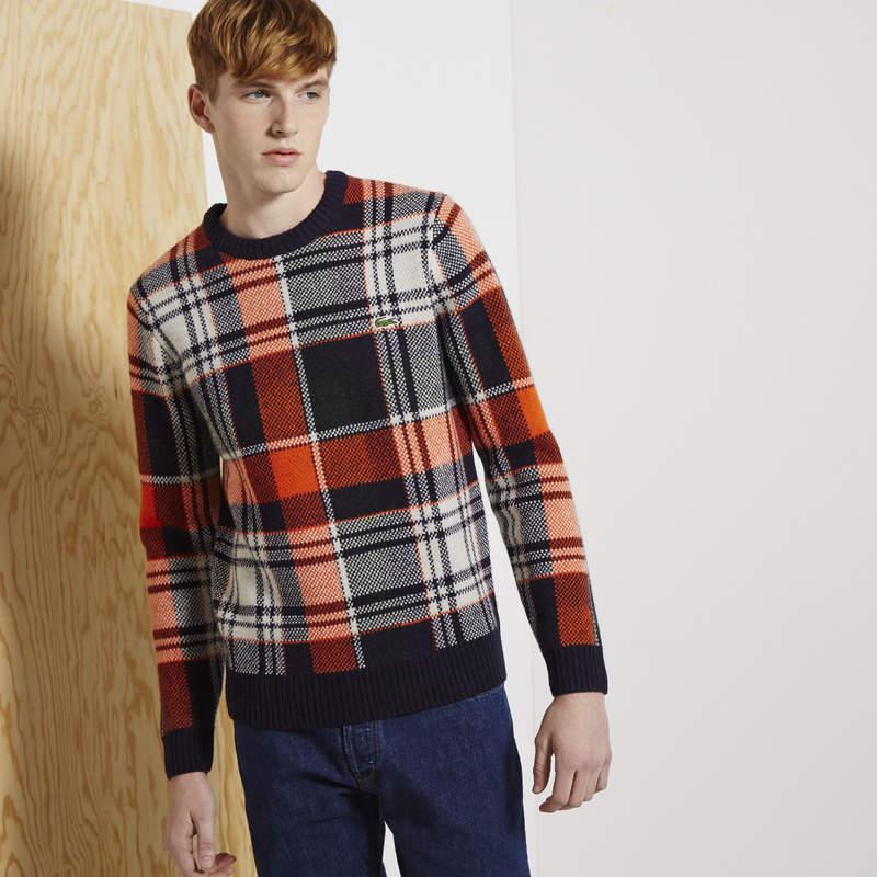 セーターはラコステでGETすべし。その理由はラコステの「定番」×「レトロ」なデザインにあり 5番目の画像