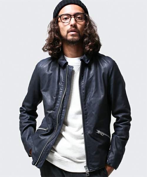 あなた好みはどのネイビー? ネイビー×5つのジャケットで、着こなせ大人のジャケットコーデ! 4番目の画像