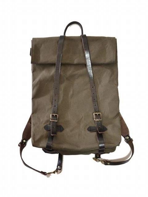 デイリーバッグにぴったりなおすすめリュックたち。お洒落リュックでオフファッションの後姿を彩ろう 4番目の画像