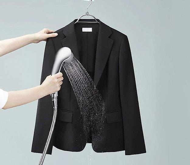 スーツの常識を覆す、洗濯できるスーツのすゝめ。においや汚れはもう気にならない! 1番目の画像