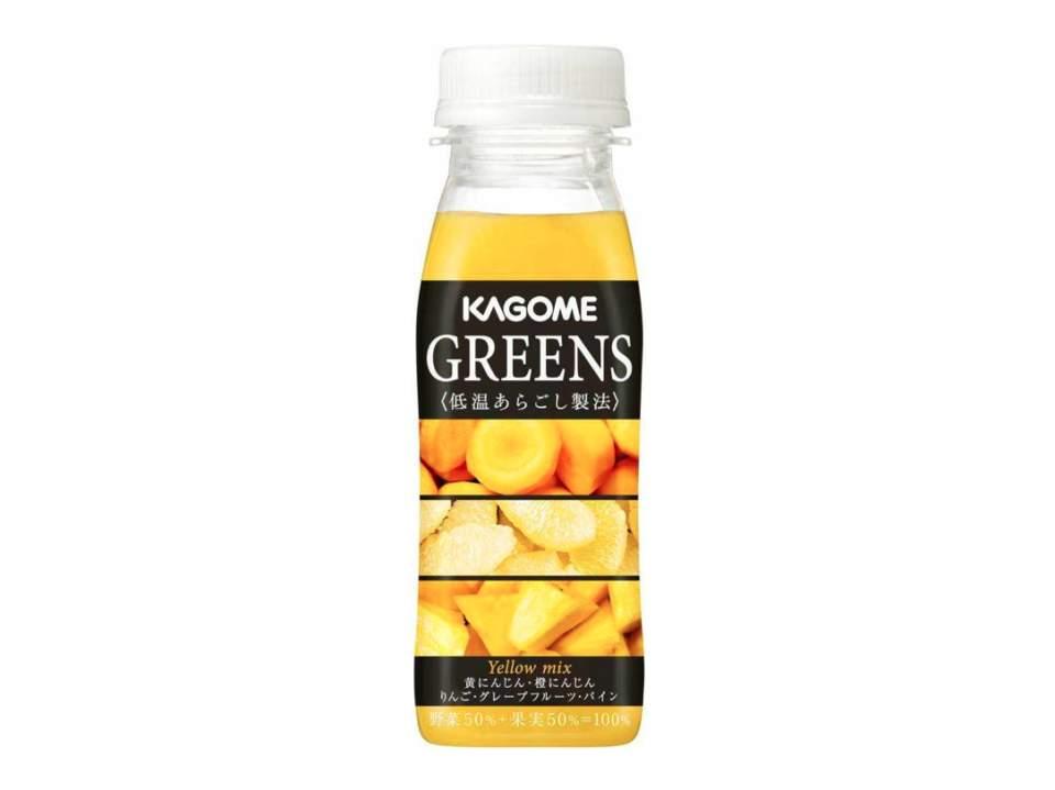 """まるで野菜をかじったような飲料「GREENS」。カゴメが打ち出す""""新時代の野菜ジュース"""" 1番目の画像"""