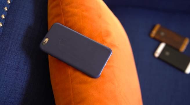たかがケース、されどケース。iPhone用レザーケースで大人の男を演出。 2番目の画像