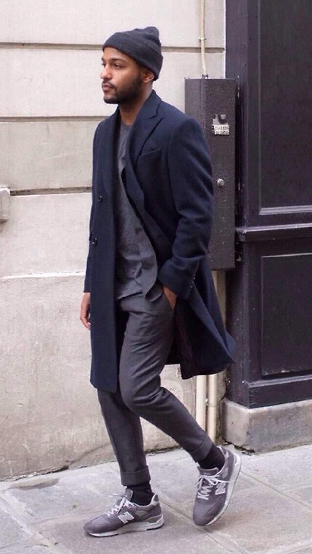 ワントーンコーデのリアルスタイル:メンズワントーンコーデはこう着るのがベスト! 4番目の画像