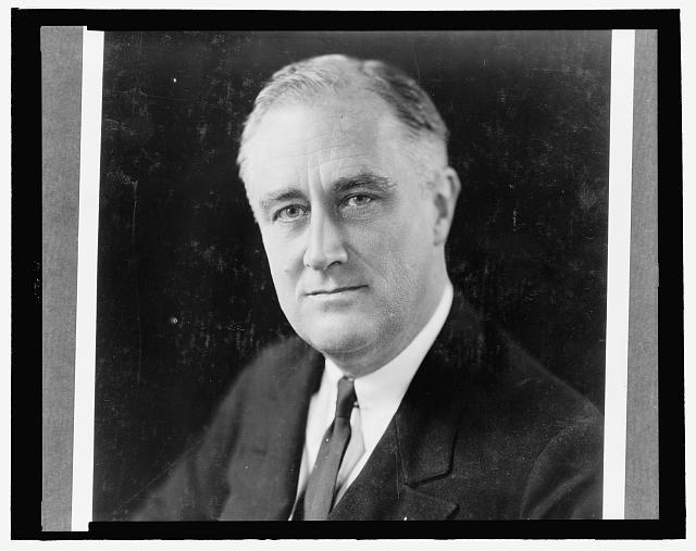 今日のアメリカを創った救世主・ルーズベルト大統領の名言に学ぶ「人を信じ、一歩を踏み出す仕事術」 1番目の画像