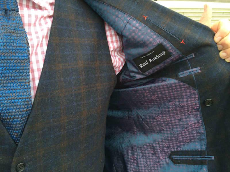 上質なジャケットを選ぶには、「生地」からアプローチを。粋な男のジャケット選びは5つの生地から 1番目の画像
