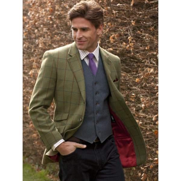 上質なジャケットを選ぶには、「生地」からアプローチを。粋な男のジャケット選びは5つの生地から 2番目の画像
