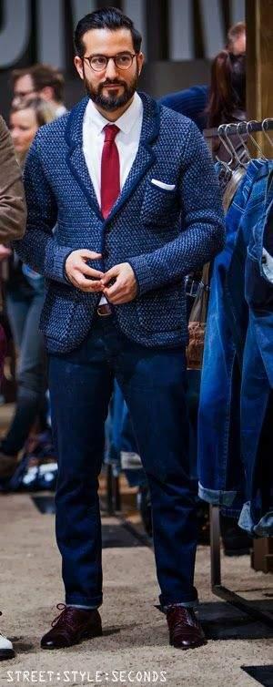 上質なジャケットを選ぶには、「生地」からアプローチを。粋な男のジャケット選びは5つの生地から 5番目の画像