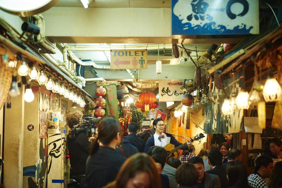 目指すのは「サグラダ・ファミリア」のような店!? 恵比寿横丁の仕掛け人に聞く「空間作り」の秘訣  3番目の画像