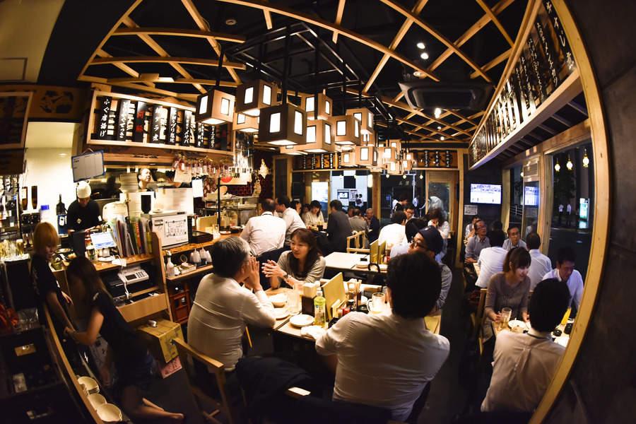 目指すのは「サグラダ・ファミリア」のような店!? 恵比寿横丁の仕掛け人に聞く「空間作り」の秘訣  6番目の画像