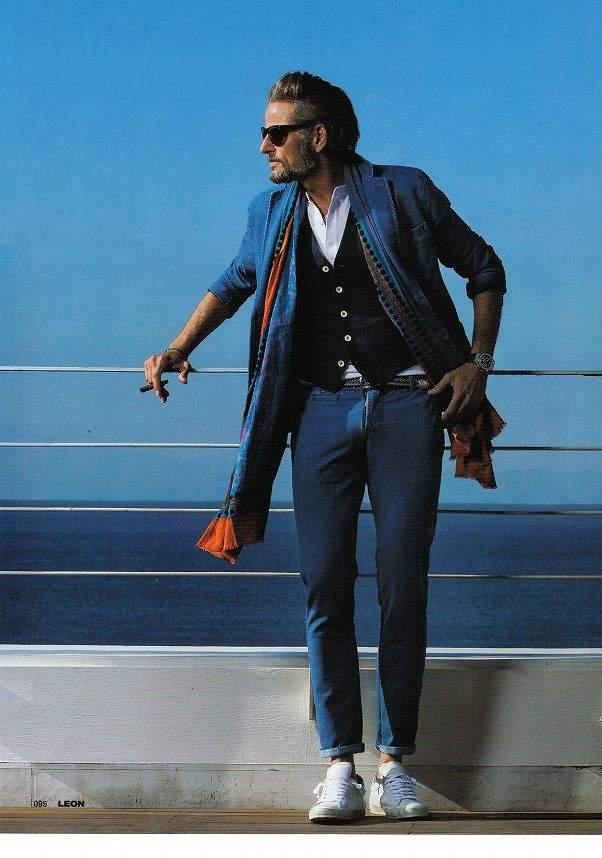 カジュアルと洒脱を両立する、大人のジャケットスタイルへ。休日彩る上質なカジュアルジャケット4選 4番目の画像