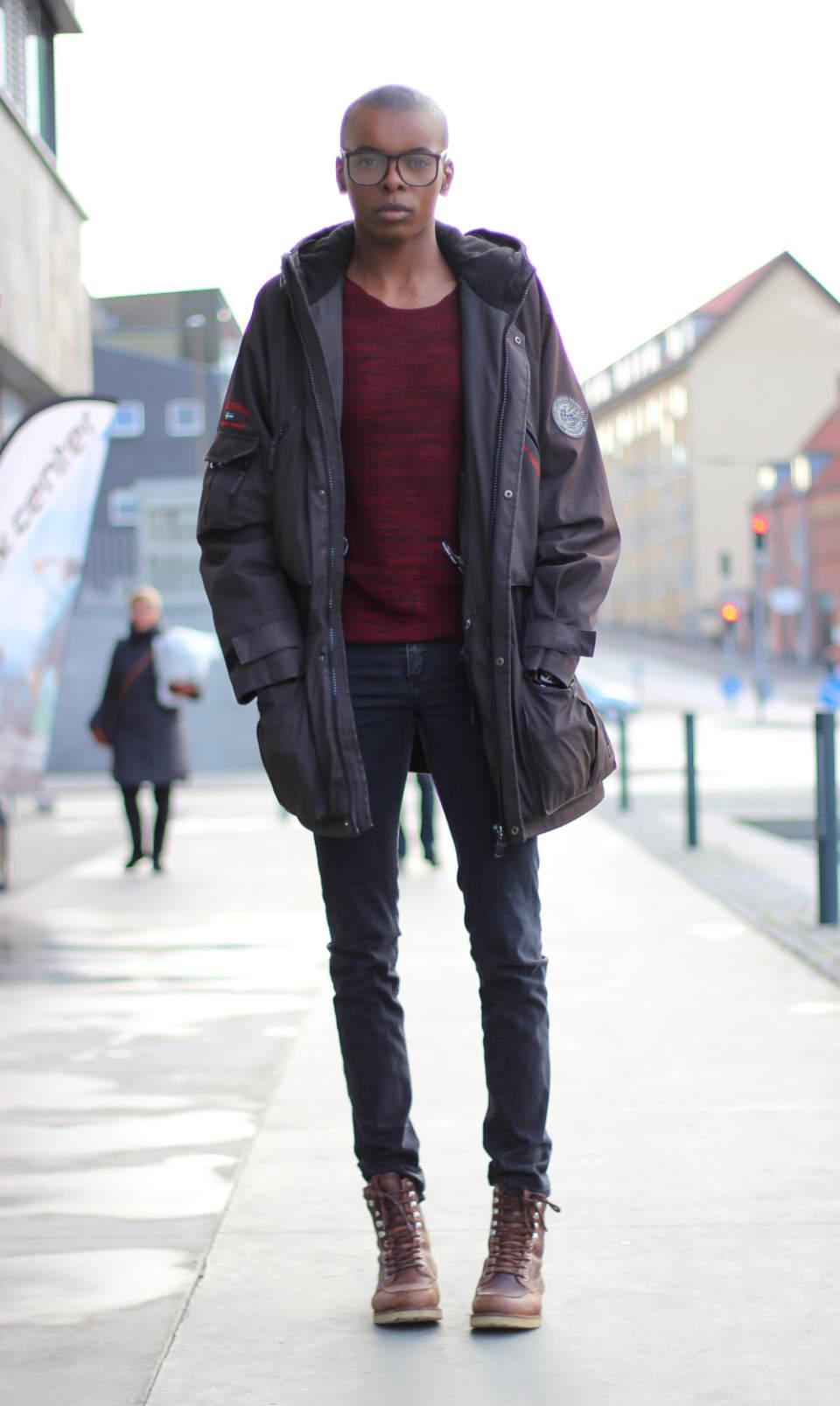 強気な武骨さが魅力・モッズコートは、男らしく。今冬の相棒にしたいモッズコートのメンズコーデ5選 6番目の画像