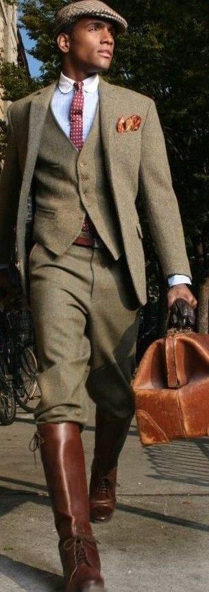 今さら聞けない、ゴルフの服装マナー。基本から学ぶ、秋冬におすすめの洒脱な着こなしとは? 5番目の画像