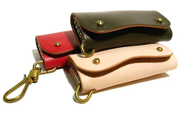 キーケース:あれば使うけど、自分では買わない? 贈り物に最適な革のキーケースブランド傑作選 1番目の画像