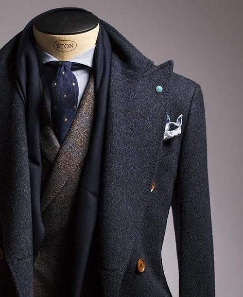 冬は冬らしいスーツスタイルを:日本中の紳士に捧ぐ〈Suit StyleBook Winter〉 4番目の画像