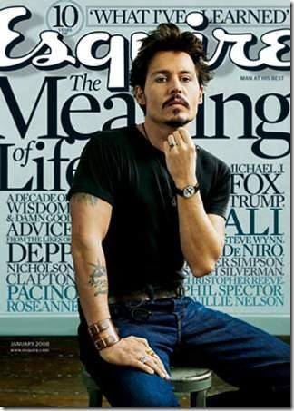 """3つのファッションスナップから見る、ジョニー・デップ流お洒落の哲学。""""お洒落""""は自分自身である 4番目の画像"""